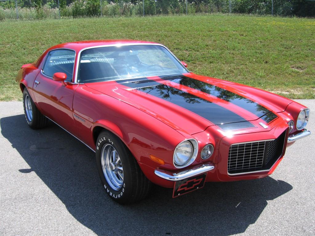 All Chevy chevy 1970 : 1970 Chevrolet Camaro |