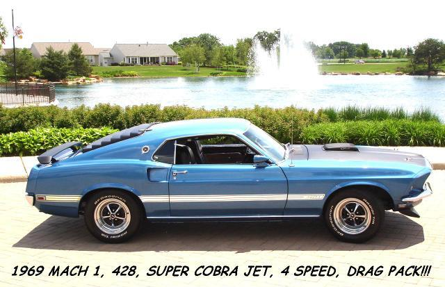 This Is The Mother Of All Mothers When It Comes To 60s Muscle Cars Ford Built A Huge Volume Mustangs During And 70s