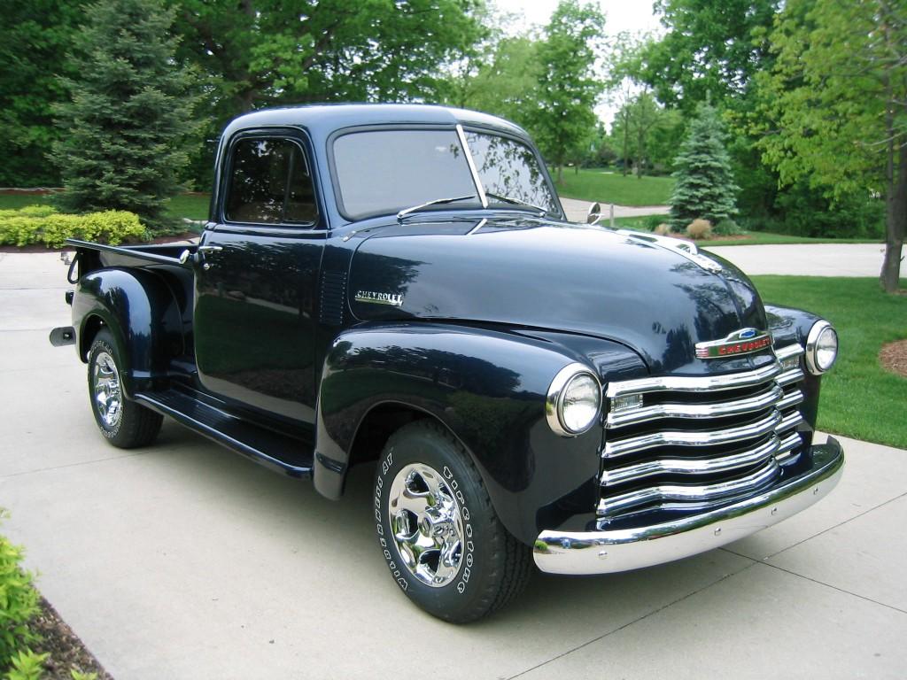 1951 Chevrolet 1500 Pick Up