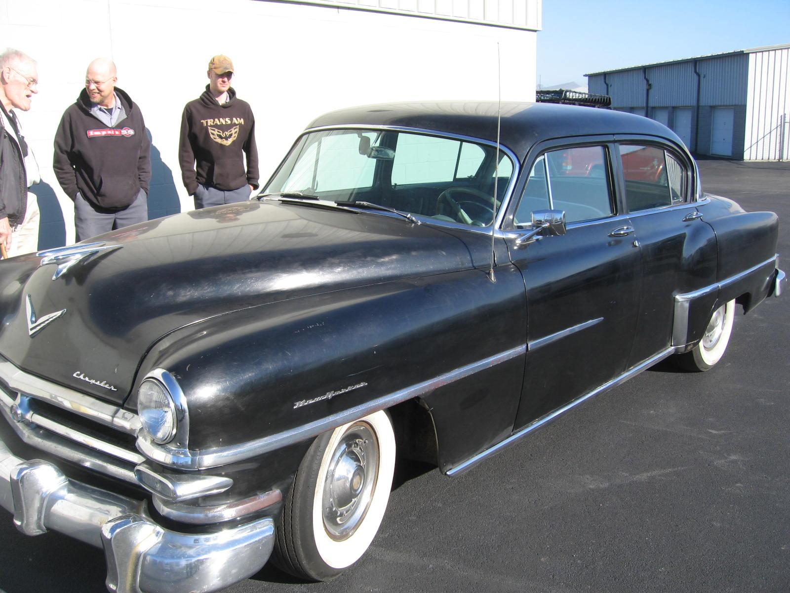1953 Chrysler New Yorker 1951 2